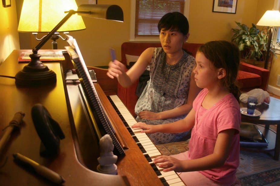Pelatihan Musik Mempercepat Perkembangan Otak Pada Anak-anak